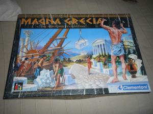 Magna Grecia - ungespielt - Clementoni