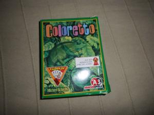 Coloretto - Abacus-Spiele
