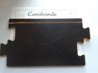 Carabande - Gerade - Streckenteil - Goldsieber