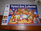 Spiel des Lebens - Blaue Schachtel - 1984 - MB