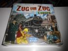 Zug um Zug - Europa - Days of Wonder - Folie