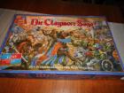 Die Claymore Saga von MB mit beiden Erweiterungen - Bemalt