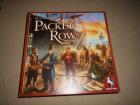 Packet Row - New York 1842